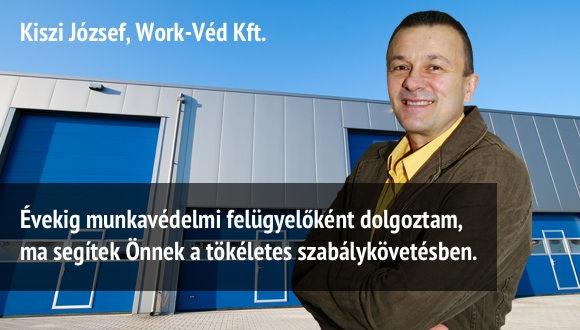 munkavédelem, Work-Véd