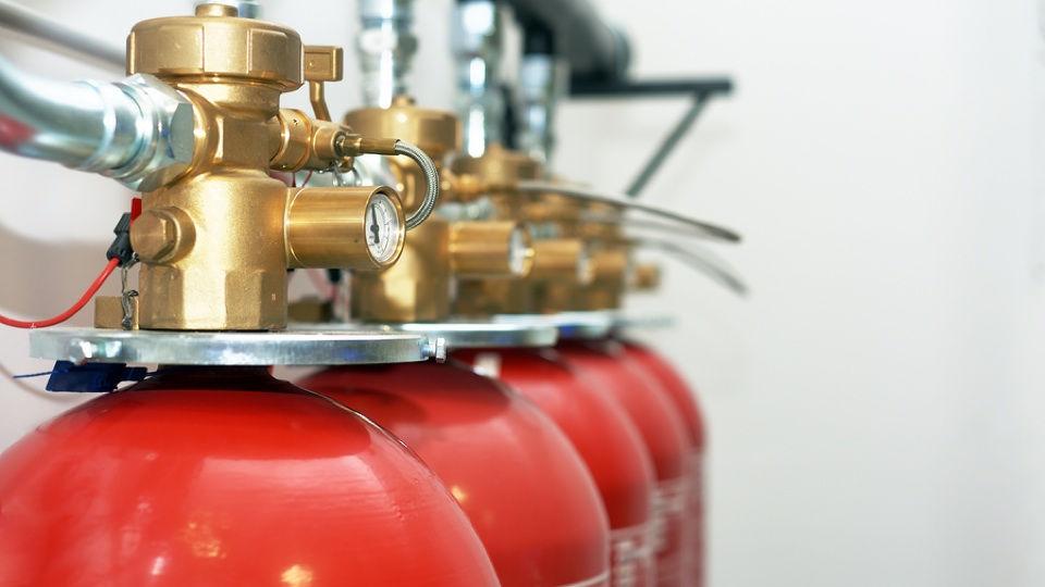 tűzvédelmi berendezések